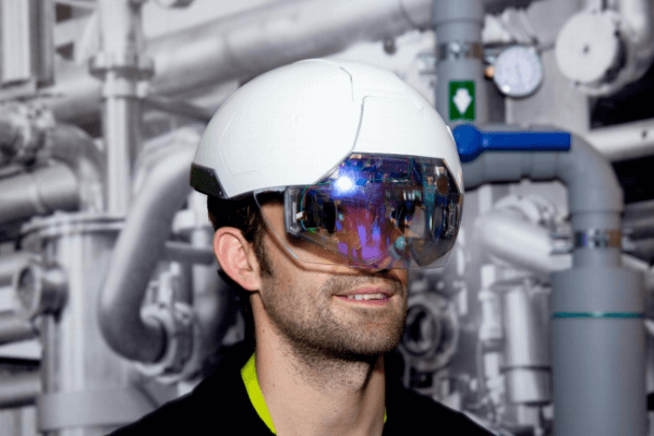 Movicon NExT HoloLens