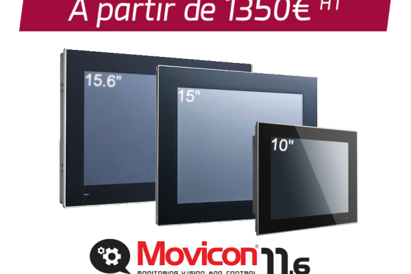 Offre promotionnelle Movicon